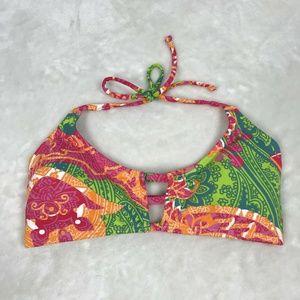 Midori Bikinis Bali Paisley Mau Loa Bikini Top
